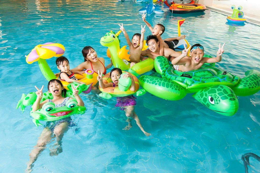 太魯閣晶英酒店-水上動物園