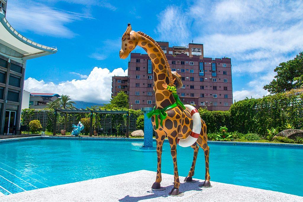 翰品酒店花蓮-全球首座幾米主題旅館