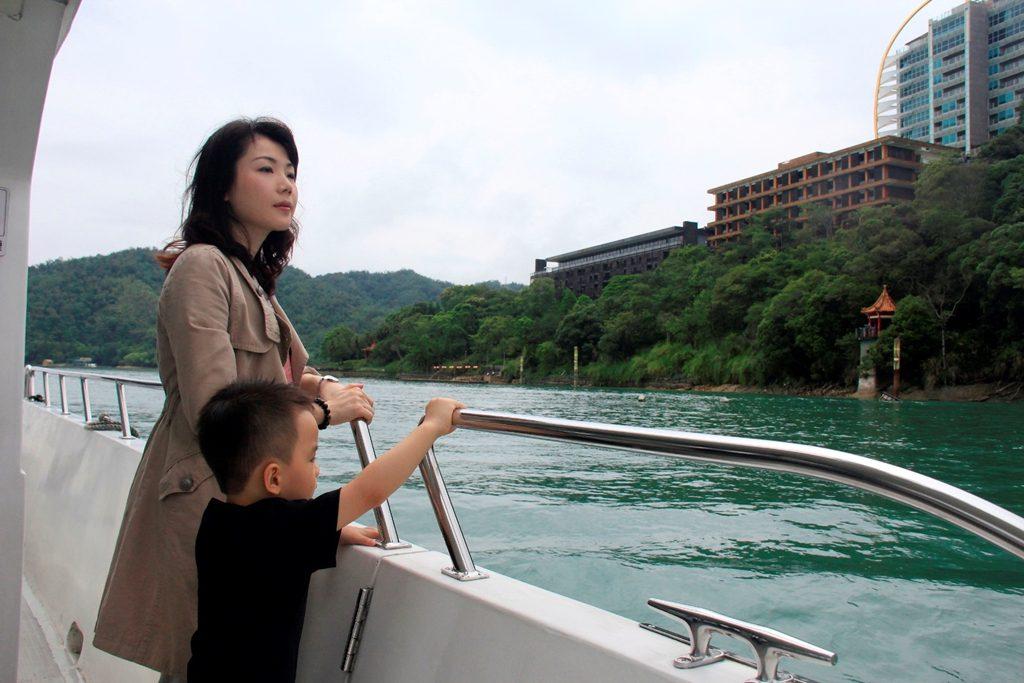 雲品溫泉酒店-專屬精緻遊艇遊湖