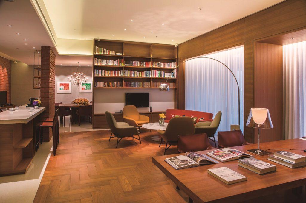 人文套房_台北101最美天際線頂級住房