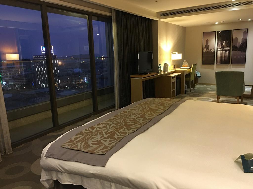 高雄福容大飯店 1511號房