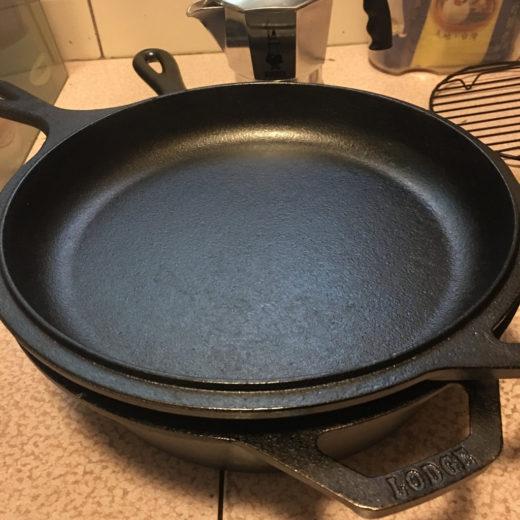 LODGE 鐵鑄鍋